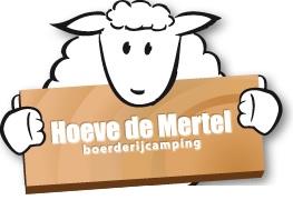 Logo Hoeve de Mertel